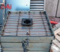 Tapa arquetas acero galvanizado
