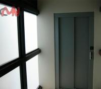 ascensor exterior  ventana