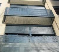 Barlcones acero galvanizado cristal