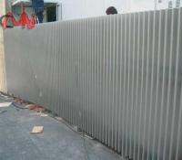 Cerramientos vallas acero galvanizado