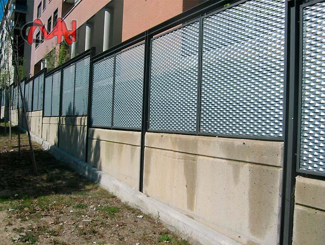 Cerramientos vallas cercados cerrajer as mart nez e hijos - Vallas y cerramientos ...