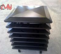 Chimeneas aluminio
