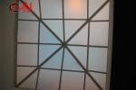 Lucernario aluminio