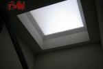 Interior claraboyas aluminio