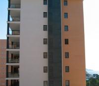 fachada chapa perforada