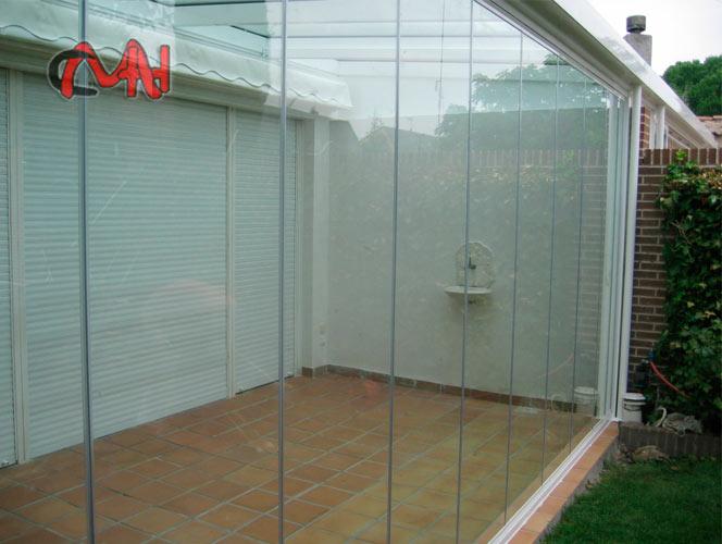 cortina cristal