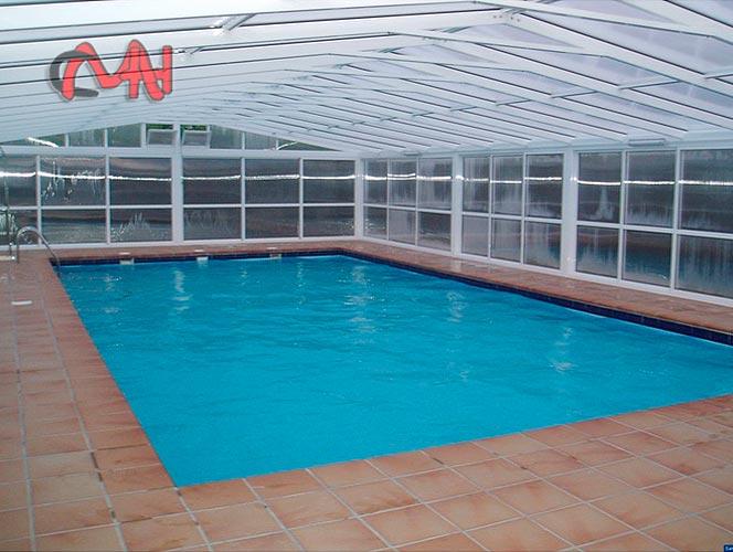 cerramiento piscina olimpicas
