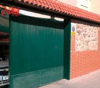 Puertas automáticas corredera garaje