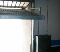 Puertas automáticas contrapeso