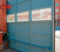 Puertas automáticas corredera para garaje