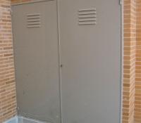 Puertas contadores agua
