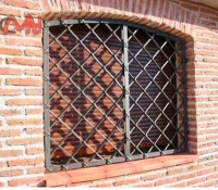 rejas forja para ventana