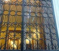 rejas forja para puerta