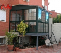 cerramientos terrazas para porche
