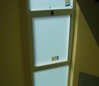 ventanas practicables con fijo