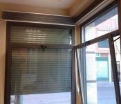ventanas practicables con apertura horizontal
