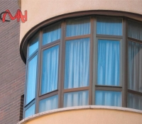 ventanas practicables en mirador