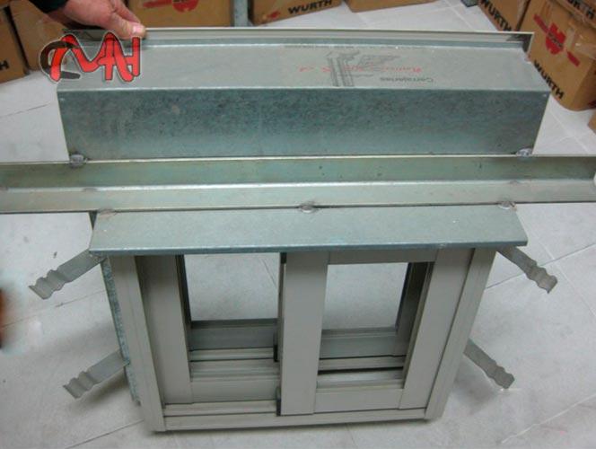 acero galvanizado usos