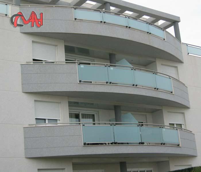 Balcones aluminio