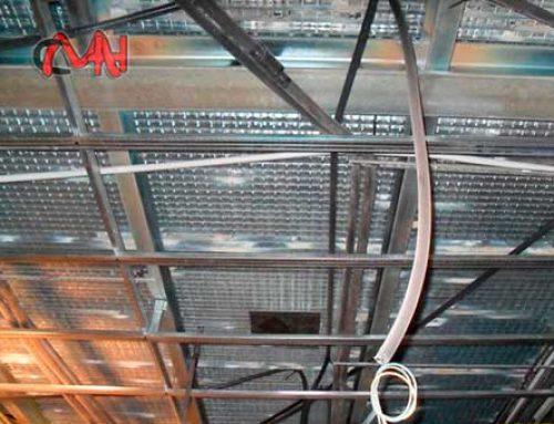 Tramex acero galvanizado