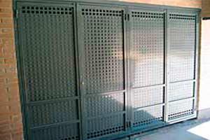 puertas contadores