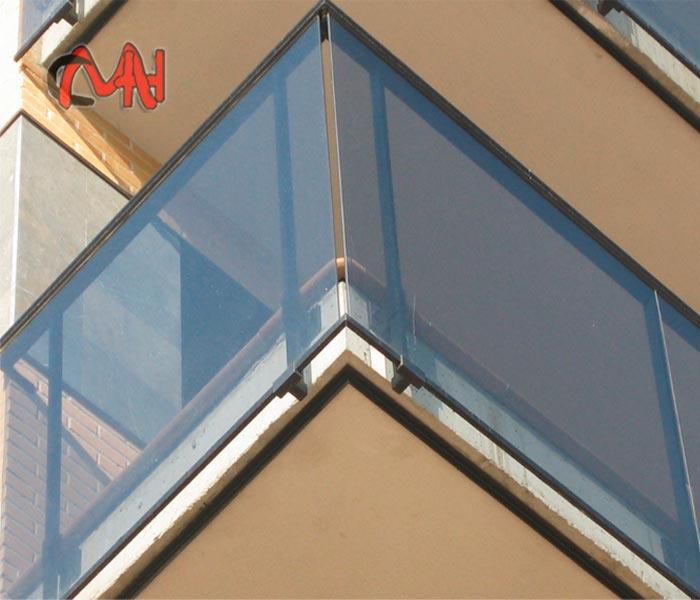 Balcón-aluminio