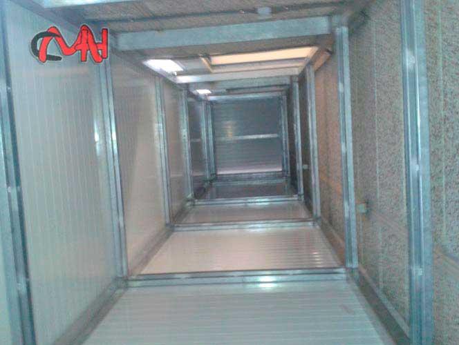 interior ascensor exterior