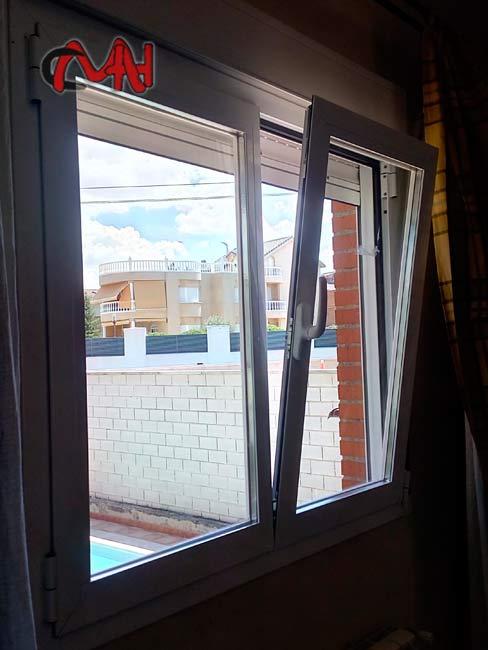 ventanas oscilobatiente